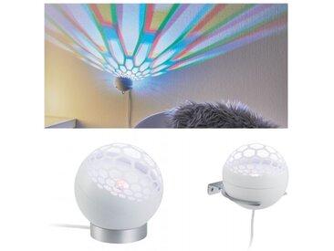 Paulmann LED Tisch- und Wandleuchte Favia RGB 6W Weiß