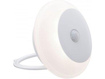 Paulmann Mobiles Nachtlicht Viby rund Weiß mit Bewegungsmelder