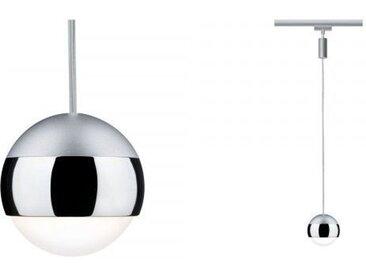 Paulmann URail, LED Pendel, 4,5W, Capsule 230V, Chrom matt