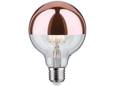 Paulmann LED Globe 6,5 Watt E27 Kopfspiegel Kupfer Warmweiß