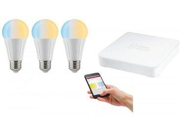 Paulmann SmartHome Starter Set Soret Tunable White inklusive SmartFriends Box