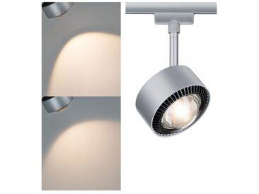 Paulmann URail LED Spot Aldan 1x9W Schwarz/Chrom matt dimmbar