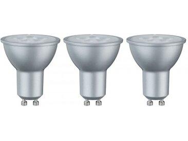 Paulmann LED Reflektor 6,5W GU10 230V Warmweiß 3er-Pack