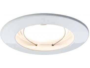 Paulmann Einbauleuchte LED Coin satiniert rund 6,8W Weiß 3er-Set