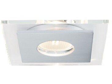 Paulmann Einbauleuchten-Set Premium Line Single Layer LED Alu gebürstet/Glas...