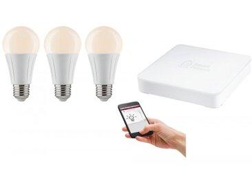 Paulmann SmartHome Starter Set Soret 2700K dimmbar inklusive SmartFriends Box