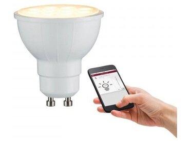 Paulmann SmartHome Zigbee LED Reflektor Gatria 4,8W GU10 Warmweiß dimmbar