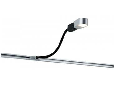Paulmann URail LED Leseleuchte Torch 5,5W Chrom matt dimmbar