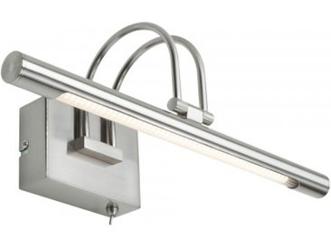 Paulmann Bilderleuchte, LED, 1x3,5W, Remus 230V, Eisen gebürstet