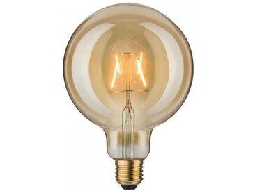 Paulmann LED Vintage-Globe 125 2,5W E27 Gold Goldlicht