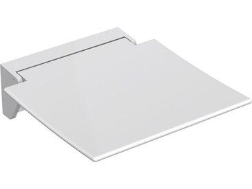 Klappsitz 350 Weiß-Signalweiß B x T: 35 cm x 37,3 cm