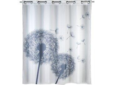 Wenko Anti-Schimmel Polyester Duschvorhang Comfort Flex Astera 180 cm x 200 cm