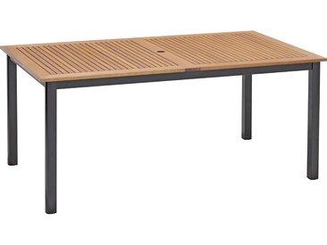 Gartentisch Bonlee Rechteckig FSC®-Holz Braun 166 cm x 90 cm