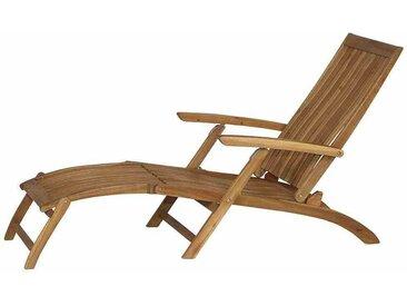 Siena Garden Deckchair Paleros 147 cm x 60 cm x 90 cm