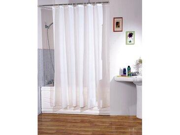 Duschvorhang Premium Weiß