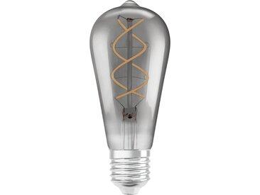 Osram LED-Leuchtmittel 1906 Edison E27/5 W 140 lm Warmweiß EEK: A
