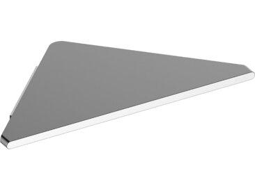 Keuco Eckduschablage Edition 400 Aluminium silber eloxiert