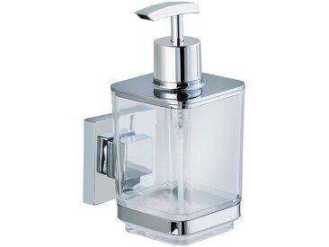 Wenko Vacuum-Loc® Seifenspender Quadro Edelstahl
