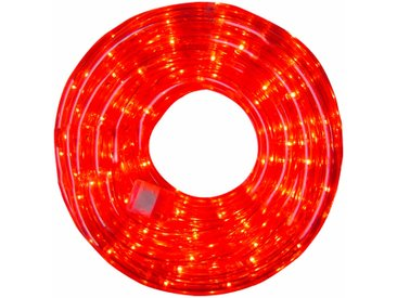 LED-Lichtschlauch 6 m Rot EEK: A
