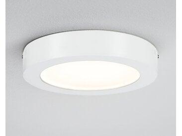Paulmann LED-Deckenleuchte Lunar Weiß Ø 17 cm EEK: A-A++