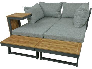 Lounge-Gruppe Felice 3-tlg.