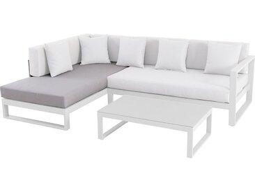 Sitzkissen für Lounge-Gruppe Yarnell Récamière Links