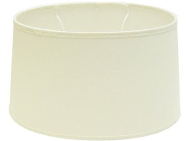 Lampenschirm Chintz oval Creme