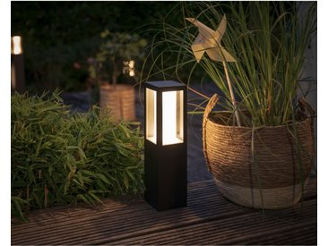Philips Hue White & Color Ambiance Impress LED-Sockelleuchte Erweiterung EEK: A