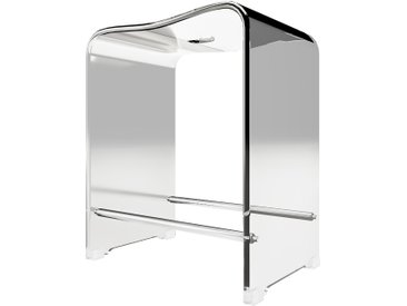 Schulte Duschsitz aus Acryl Transparent