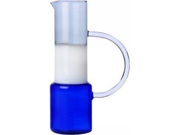 Ichendorf - Krug Blau/Weiß/Rauch 1,2 l (983022)