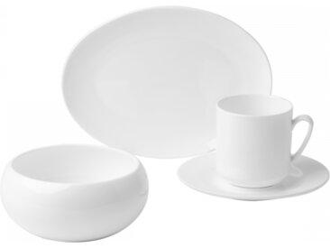 Lunasol - Frühstücksset 16-tlg.– Premium Platinum Line (490107)
