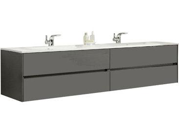 Pelipal Solitaire 6010 Waschtisch mit Unterschrank 183 cm