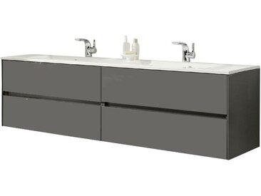 Pelipal Solitaire 6010 Waschtisch mit Unterschrank 153 cm