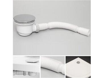 Home Deluxe Ablaufgarnitur für Duschtassen