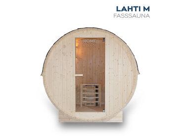 Home Deluxe Outdoor Fasssauna LAHTI - M