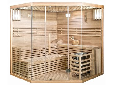 Home Deluxe Traditionelle Sauna Skyline XL BIG