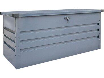 Home Deluxe Metallaufbewahrungsbox MEGABOX - XL 400 L