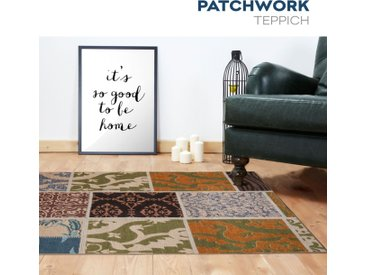 Home Deluxe Teppich Patchwork - 200 x 300 cm