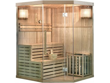 Home Deluxe Traditionelle Sauna SKYLINE - XL