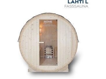 Home Deluxe Outdoor Fasssauna LAHTI - L