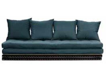variables 3 in 1 Design Sofa CHICO mit Tatami-Matten und Polster Karup