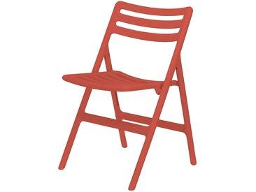 Folding Air-Chair Klappstuhl Magis orange