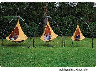 Hang-in-out Cacoon und Songo Gestell grau