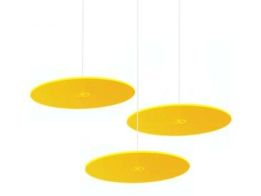 Cazador-del-sol® tres Sonnenfänger schwebend 3er Set Cazador-del-Sol® gelb