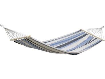 Samba marine Stabhängematte Amazonas blau/weiß/schwarz