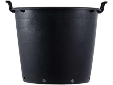 Stonefiber Einsatz mit Griffen für Pot rund amei schwarz