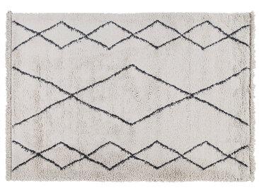 Berberteppich PP grau 160*230cm TRIBU