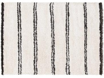 Gestreifter Berber-Teppich 160*230cm SOUK