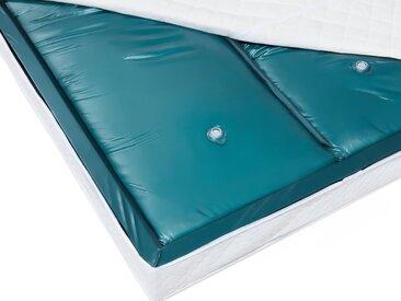 Wasserbettmatratze Dual 160 x 200 x 20 cm Unberuhigt