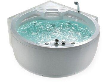 Badewanne-Whirlpool Eckmodell MILANO II